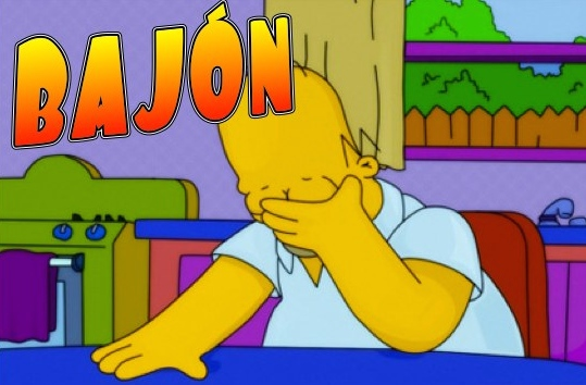 Homer bajón